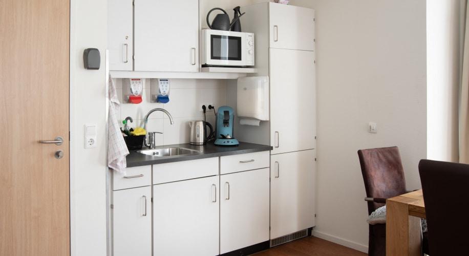 JW Andriessen wzc appartement keuken scaled